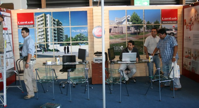 FERIAS, STANDS E IMPLEMENTOS